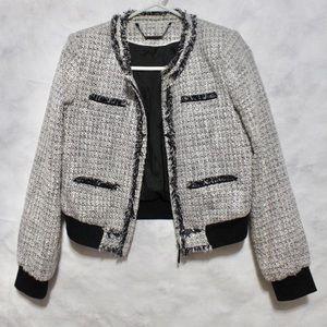 Rachel Zoe tweeds Jacket Sz xs